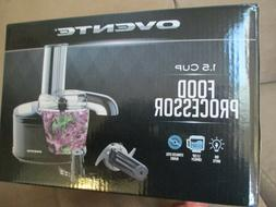 Ovente 1.5  Cup Food Processor / Model PF1006 Series