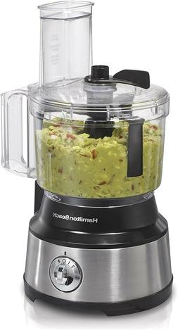 10-Cup Food Processor & Vegetable Chopper with Bowl Scraper