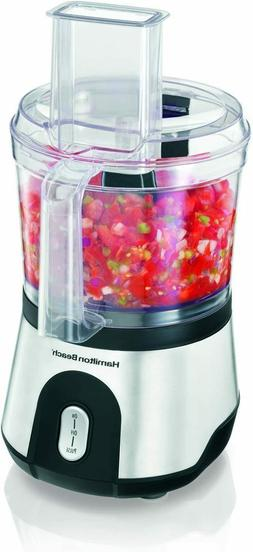 Hamilton Beach 10-Cup Food Processor & Vegetable Chopper wit