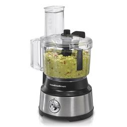 10 Cup Food Processor Kitchen Chopper Vegetable With Bowl Sc