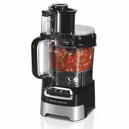 10 cup stack and snap food processor