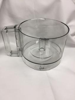 Robot Coupe 112203 R2N Food Processor 3 Quart Clear Bowl Gen