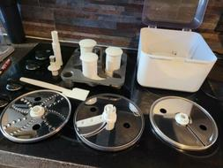 Kitchenaid 13 cup food processor accessories only