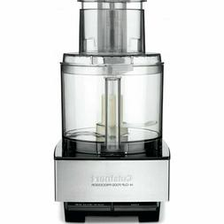 Cuisinart 14-Cup Food Processor with 720 Watt Motor in Stain
