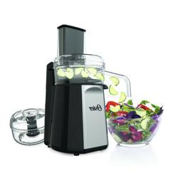 Oster 2-in-1 Salad Meal Prep and Food Processor, 4-Cup Capac