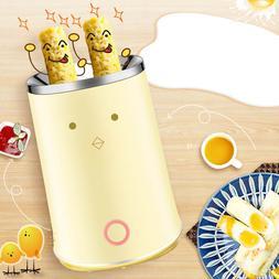 220V Electric Omelette Dual Egg roll Maker Cooker For Breakf