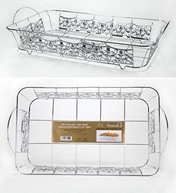 DollarDays 2269798 Decorative Pan Holders - Full Size - Hann