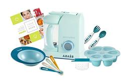 BEABA 2nd Stage Feeding Gift Set, Includes Babycook, Silicon