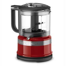 KitchenAid 3.5 Cup Chopper Empire Red - Refurbished