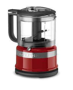 KitchenAid 3.5 Cup Food Chopper, 2 Speeds and Pulse, KFC3516