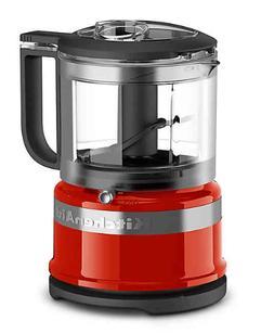 KitchenAid® 3.5-Cup Mini Food Chopper - Brand New - Free Sh