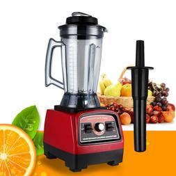 3.9L High Speed Blender Juicer Food Processor Mixer Stainles