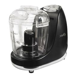 Oster 3-Cup Mini Food Chopper with Whisk, Black FPSTMC3321-0