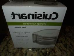 Cuisinart 3 disc holder DLC-DH new in box ~ low fast shippin