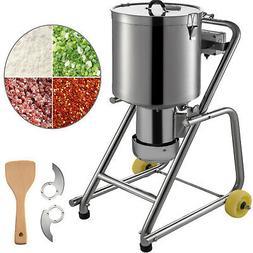 32L Commercial Grade Food Processor Blender S.Steel Tomato C