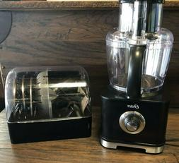 33614 NEW Oster Food Processor with Accessories ~ Never Used