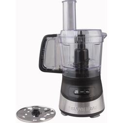 Farberware 4-Cup Food Processor with Stainless steel deco 55