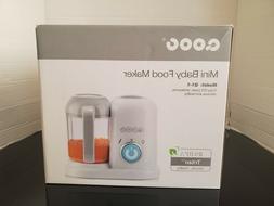 QOOC 4-in-1 Mini Baby Food Maker - Model Q1-1 New