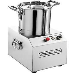 4L Commercial Grade Food Processor Blender S.Steel Tomato Ch