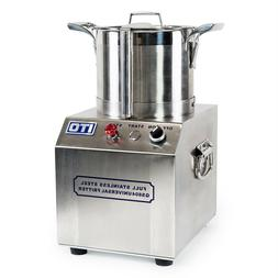 WYZworks 550W Stainless Steel Commercial Grade Food Processo