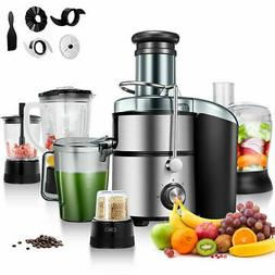 5in1 Multifunction Juice Extractor Juicer Blender Grinder Ch