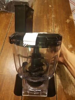 Ninja 64oz Food Processor Blender Bowl, Blade, Lid   Square