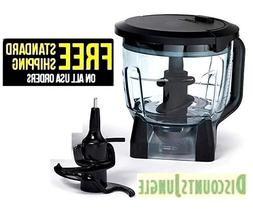 Ninja 64oz Food Processor Blender Bowl + Blade + lid FOR BL6