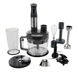 Wolfgang Puck 7 in 1 Immersion Blender with 12 Cup Food Proc