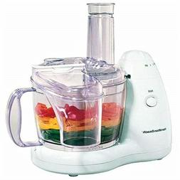Hamilton Beach 70550R White PrepStar Food Processor 2 Speeds