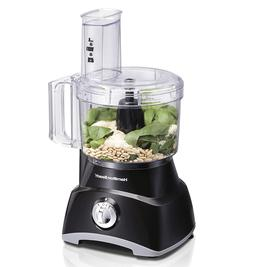 Hamilton Beach 8-Cup Compact Food Processor & Vegetable Chop