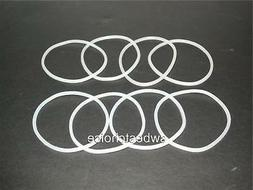 8 Replacement Gasket/Seal for Original Magic Bullet Blender