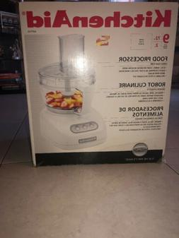 9 Cup Food Processor KFP740WH