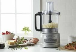 KitchenAid 9 Cup Food Processor Plus 3 Speed Options NEW