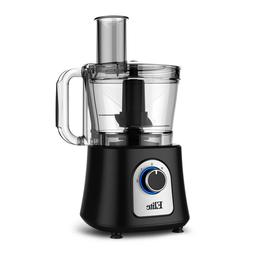Elite Platinum EFP-7730A Maxi-Matic 12 Cup Food Processor, B