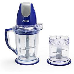 Euro-Pro Ninja Master Prep Blender and Food Processor, Blue