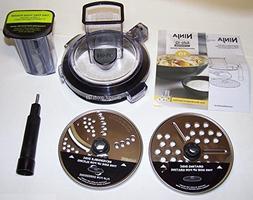 Feed Chute & Grating Slicing Kit for BL491 BL492 BL494 Ninja