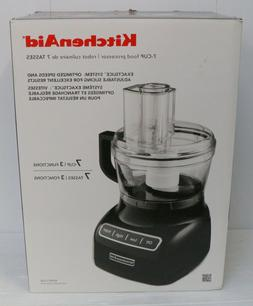 KitchenAid KFP0722ER 7-Cup Food Processor with Exact Slice S