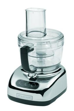 KitchenAid KFP740CR 9-Cup Food Processor with 4-Cup Mini Bow