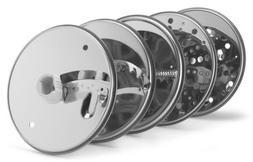 NEW KitchenAid KFP7DS Food Processor 5-Piece Disc Set fit 9-