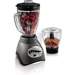 Oster 12-Speed Precise Blend 300 Plus with 3-Cup Food Proces