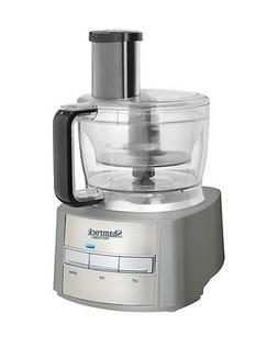 Shamrock Food Processor 12 Cup 950w With Induction Motor + 5