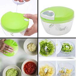 Tacoli- Manual Meat Vegetable Chopper Grinder Food Processor