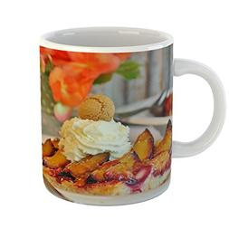 Westlake Art - Dessert Food - 11oz Coffee Cup Mug - Modern P
