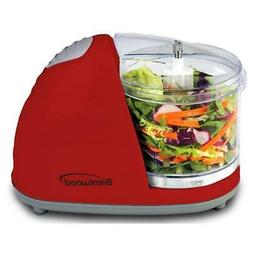 Brentwood Appliances MC-105 Mini Food Chopper - Red