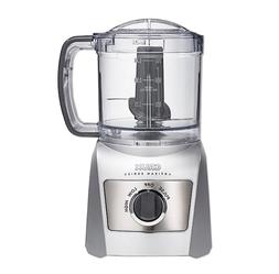 CRUX Artisan Series 3 Cup Food Chopper in Grey, Stainless St