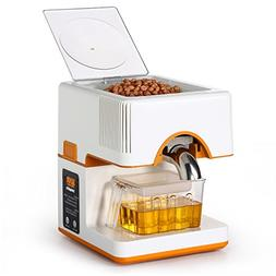 CGOLDENWALL Full-automatic Seed Oil Pressing Machine Home Us