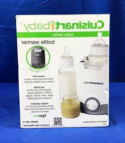 Cuisinart Baby Bottle Warmer BW-10 Built In Nightlight