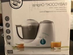 BEABA Babycook Original 4 in 1 Steam Cooker and Blender, 3.5