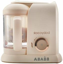 BEABA Babycook 4 in 1 Steam Cooker & Blender and Dishwasher