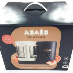 BEABA Babycook Neo, 5.5 Cup,  Glass 4 in 1 Steam Cooker & Bl